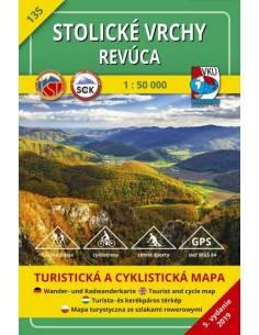 TM 135 Sztolica-hegység -...