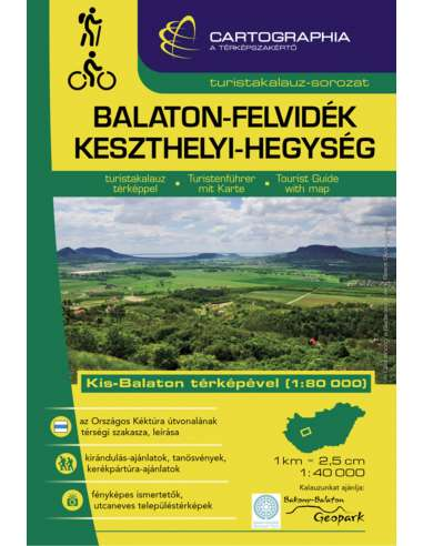 Balaton-felvidék - Keszthelyi-hegység...