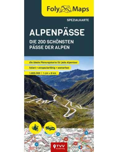 ALPENPASSE - Alpesi hágók motoros...
