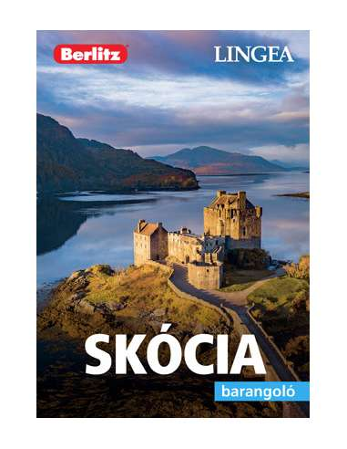 Skócia barangoló Berlitz útikönyv -...