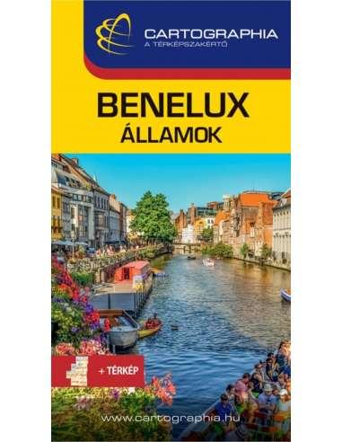 Benelux államok útikönyv