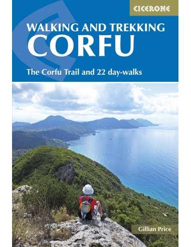 Walking and trekking Corfu - Korfu...