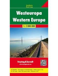 Western Europe -...