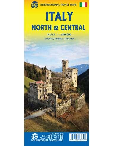 Italy north & central - Észak- és...