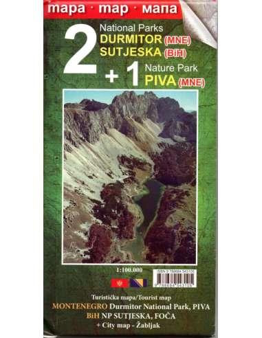 Durmitor (MNE) - Sutjeska (BiH) -...