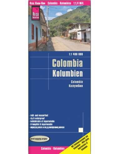 RKH Colombia - Kolumbien - Kolumbia...