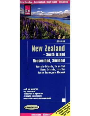 RKH New Zealand south island -...