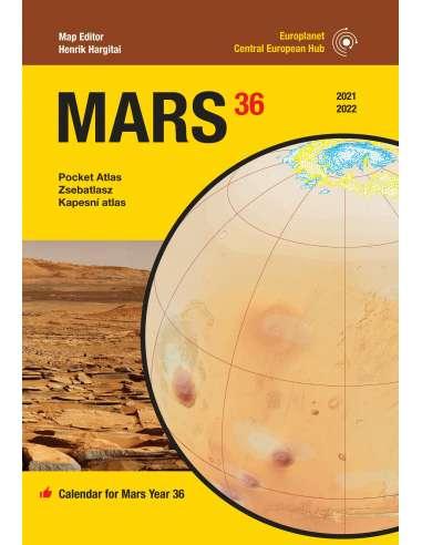 Mars 36 - zsebatlasz