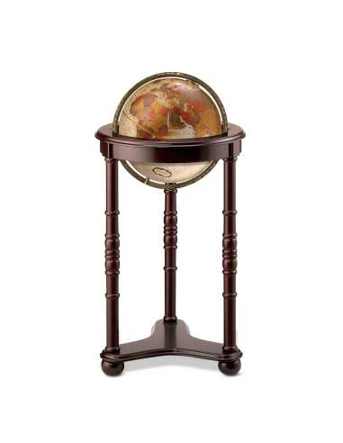 Lancaster Bronze Globe -  állványos...