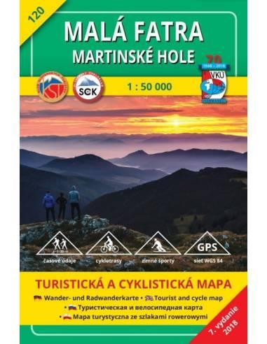 TM 120 Kis-Fátra - Mártoni-havasok...