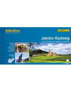 Jakobs-Radweg - Szent Jakab...