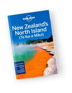 New Zealand's North Island...