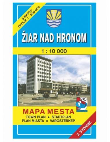 Garamszentkereszt / Ziar Nad Hronom...