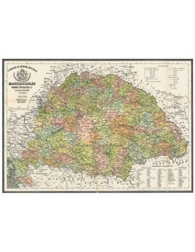 Magyar Szent Korona országai 1876 -...