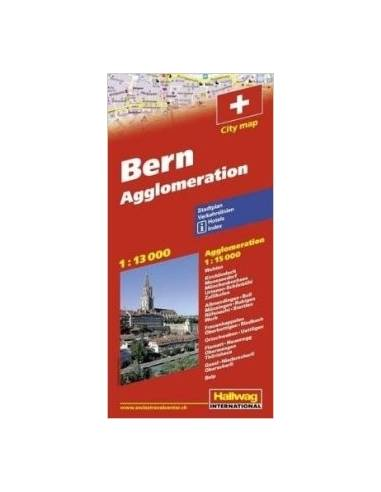 Bern térkép