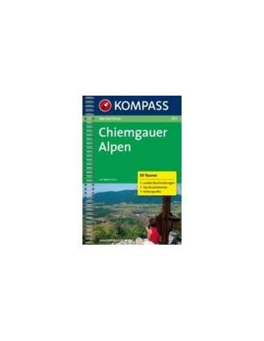 KK 921 Chiemgauer Alpen...