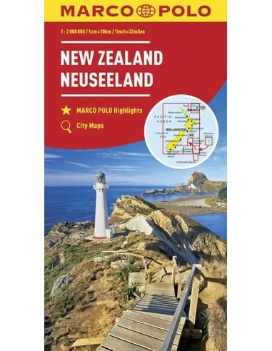 New Zealand - Neuseeland - Új-Zéland...