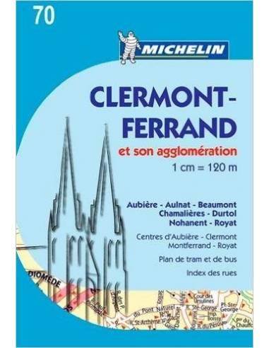 MN 70 Clermont-Ferrand és környéke...