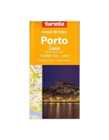 Porto - Gaia térkép