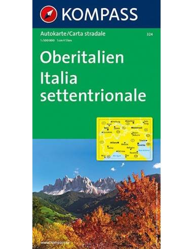 KK 324 Oberitalien /Italia...