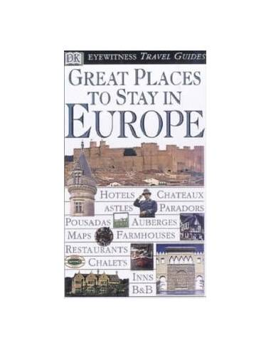 Great Places To Stay In Europe térkép
