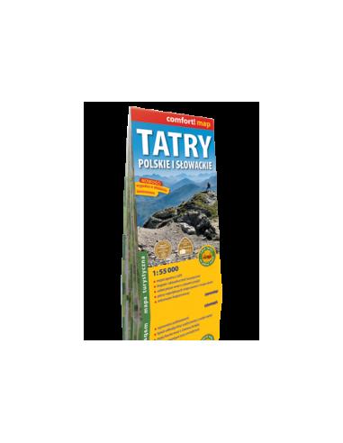 Tatry - Lengyel-Tátra és a...