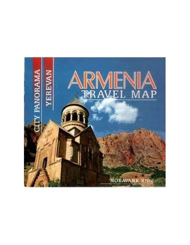 Örményország travel map