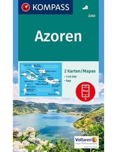 KK 2260 Azoren - Azori-szigetek 2...