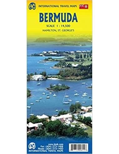 Bermuda térkép