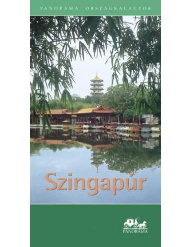 Szingapúr útikönyv (PANORÁMA)