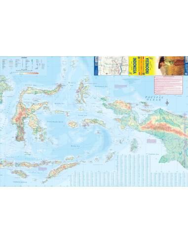 Indonezia Terkep