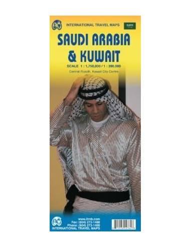 Saudi Arabia & Kuwait - Szaúd-Arábia...