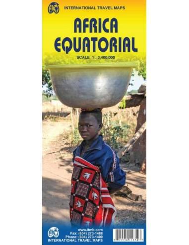 Africa Equatorial - Egyenlítői Afrika...