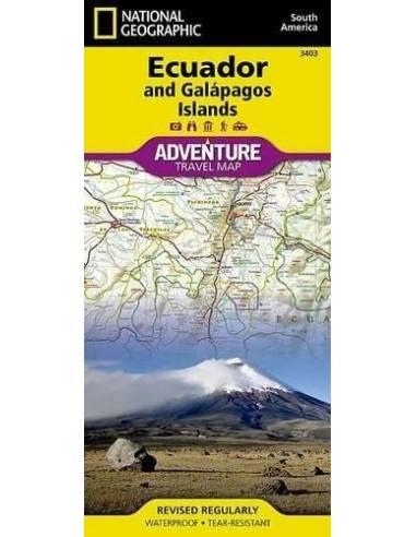 Ecuador and Galapagos Islands...