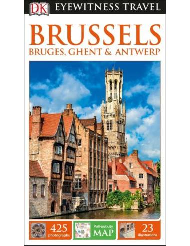 Brussels, Bruges, Ghent and Antwerp...