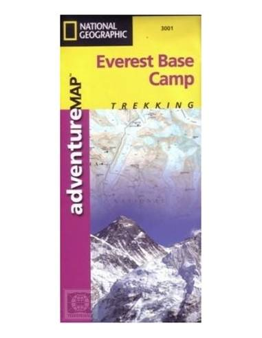 NG 3001 Everest Base Camp - Mont...