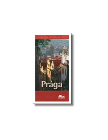 Prága útikönyv (Panoráma)