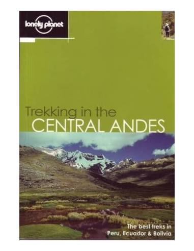 Trekking in the Central Andes - Túrák...
