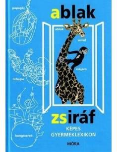 Ablak-zsiráf gyermeklexikon