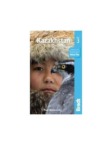 Kazakhstan - Kazahsztán - Bradt útikönyv