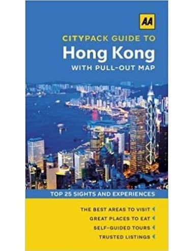 AA CityPack Guide to Hong Kong