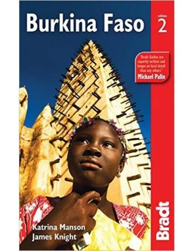 Burkina Faso - Bradt útikönyv