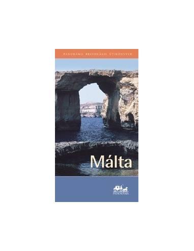Málta útikönyv (Panoráma)
