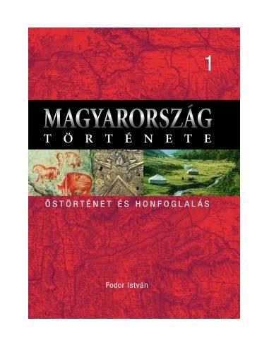 Magyarország története 1-23. kötet