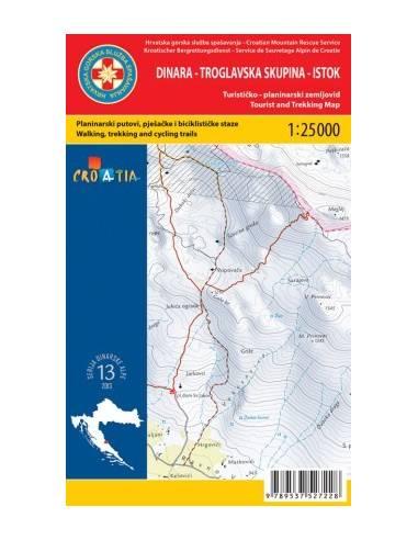 HG 13 Dinara - Troglavska Skupina -...
