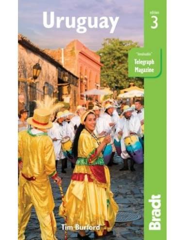 Uruguay - Bradt útikönyv