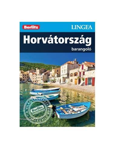 Horvátország barangoló Berlitz...