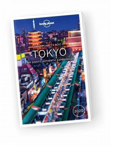 Best of Tokyo 2020 city guide - Tokió...