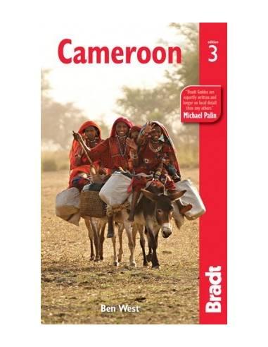 Cameroon - Kamerun - Bradt útikönyv