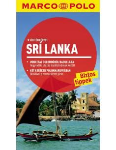 Srí Lanka útikönyv - Marco...
